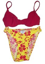 SUNSET BEACH Bikini Bottoms - Jrs S(6-8)