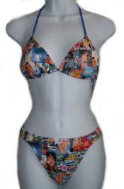 SURFSIDE 2 pc Bathing Suit/Swimsuit/Bikini - Misses/Jrs 8 - BRAND NEW!