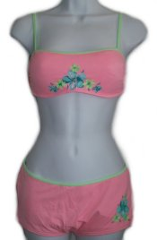 DIPPERS 2 pc Bathing Suit/Swimsuit/Bikini - Misses/Jrs Medium - BRAND NEW!