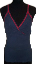 TOMMY HILFIGER Blue Camisole Sweater - Size M