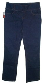 TOMMY HILFIGER Low Rise Slim Fit Stretch Jeans - 8