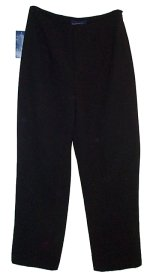 CHARTER CLUB Lined Dress Pants - Petites 4,10