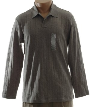 ALFANI Fine Cotton Knit Polo Style Collared Shirt Sweater - Mens XL