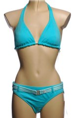JAG 2 Piece Reversible Top Bikini Swimsuit - Misses Small - BRAND NEW!
