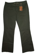 AMERICAN RAG Low Rise Stretch Cotton Cargo Flight Pants - Jrs 11