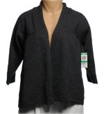 ALFANI 100% Merino Wool Cardigan Sweater - Large