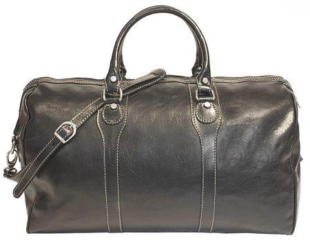 Mens Duffel Bags: Men's duffel bag or upscale overnight travel bag can.