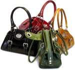Procida Italian Leather Handbag - Various Colors