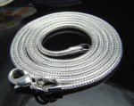 Sterling Silver 925 Snake Chain - 2mm - 20""