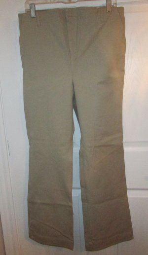 GAP MATERNITY Tan Stretch Khakis Chino Pants - XS